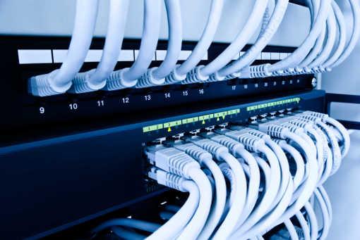 SterX - Netwerk patch paneel