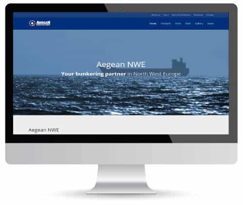 Project Aegean NWE, bunkering company - by SterX